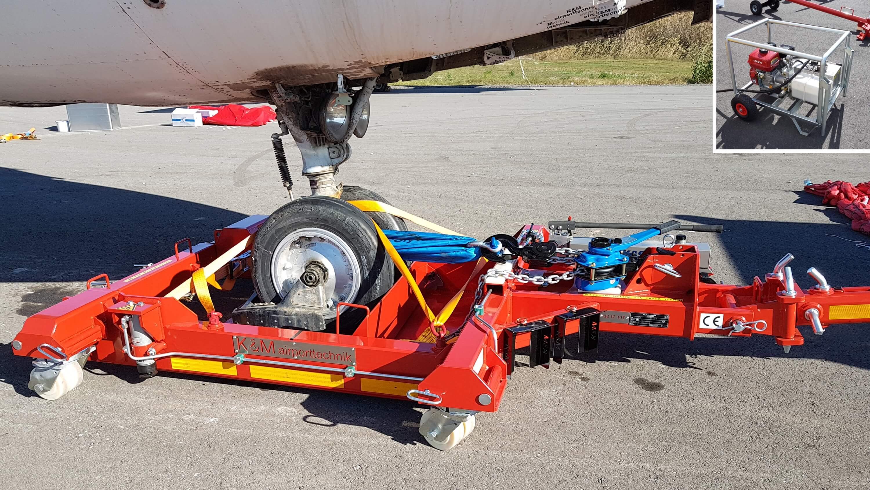 RD10 mit Hydraulik